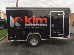custom trailer decals