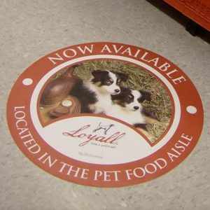 Angus Vinyl Signs, Wraps, & Graphics custom floor vinyl graphics indoor 2 300x300