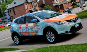 promotional car wraps